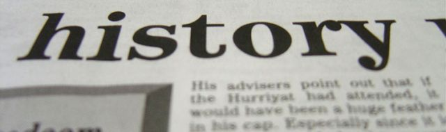 HistoryNews