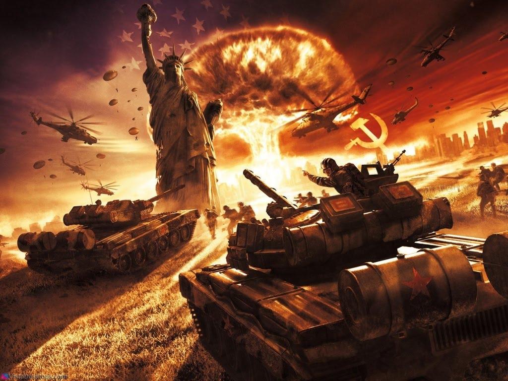 The Coming End Of Days Wars…(Gog Magog etc.)