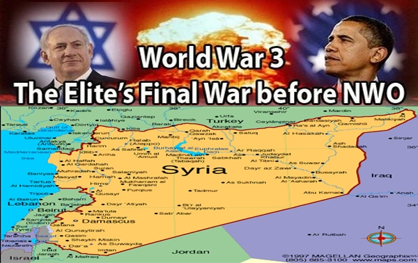 On The Verge of World War Three…The Clock Is Ticking