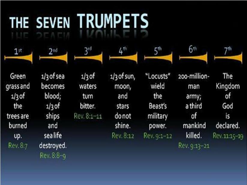 trumpets