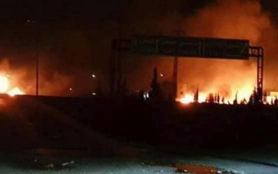 Iran Struck Israel Tonight…Is This War And The Beginning?
