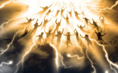 Earthquakes, The Resurrection, And The Rapture; A Speculation