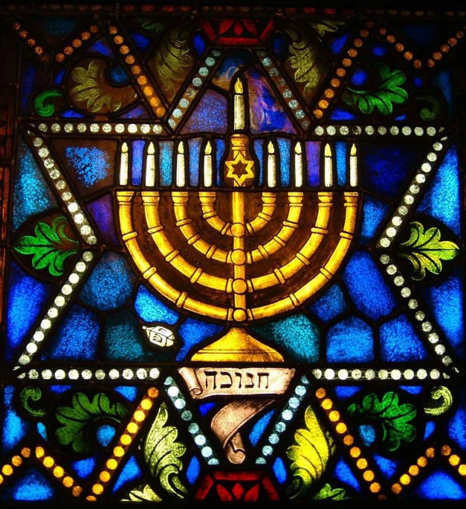 Hanukkah, Heavenly Signs, And Other Things - But That's ...