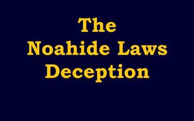Talmudic Noahide Laws (Biltz Rebuttal) – Steve & Jana Chat