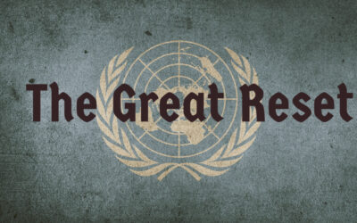The Great Reset. Antichrist Beast System rising (Revelation 13)