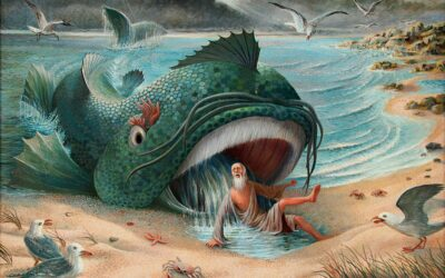 'Oh My God, I'm In A Whale's Mouth'…Last Days Sign of Jonah???